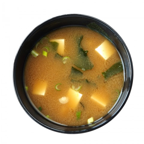 1. miso suppe k